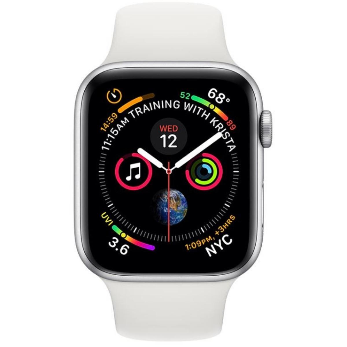 bf4cc32f3f0 apple watch series 4 gps 44mm - pronta entrega sp. Carregando zoom.