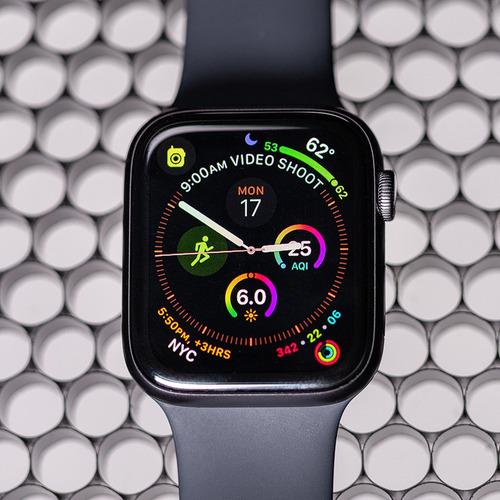 apple watch series 4 gps 44mm sellado tarjeta crédito