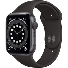 Apple Watch Series 6 44mm M00h3ll/a Gps 32gb Space Gray