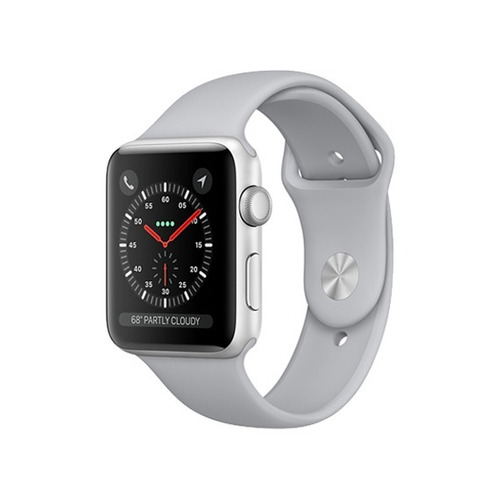 apple watch sport 42mm series 3 novo 12x garantia