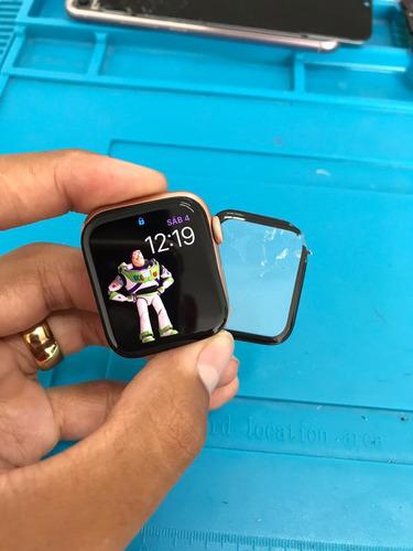 apple watch troca do vidro
