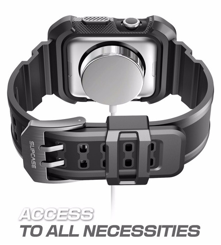 apple watch ub pro rugged protective case 38 mm