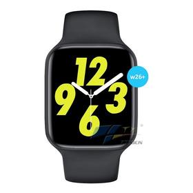 Apple Watch W26 Plus Serie 6 Temp Oxímetro Perilla Funcional