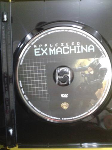 appleseed ex machina - novo