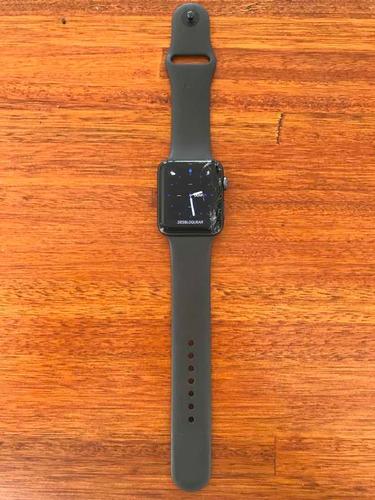 applewatch serie 3 42mm vidrio roto