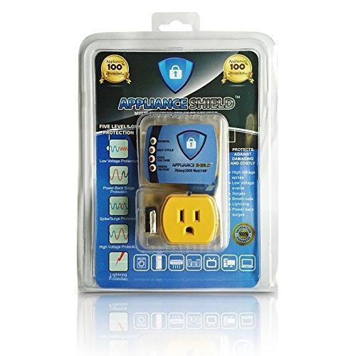*appliance shield*nuevo top rated protector contra sobretens