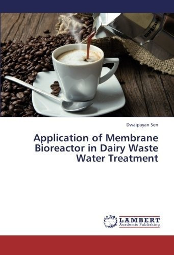 application of membrane bioreactor in dairy waste water tre
