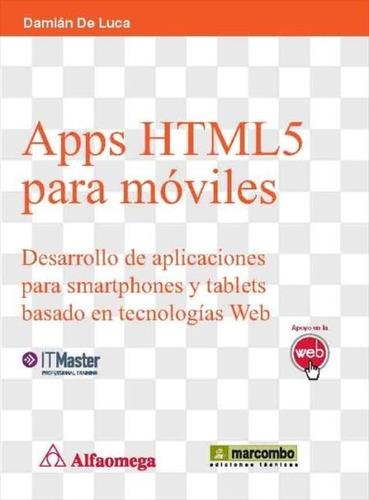 apps html5 para móviles(libro ingeniería del software)