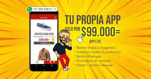 apps móviles   desarrollo de apps