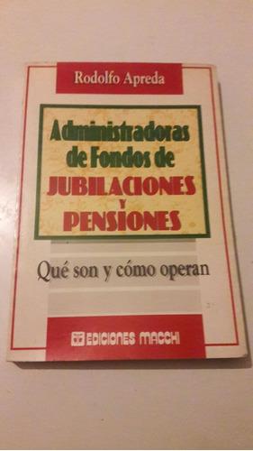 apreda - administración de fondos de jubilaciones y pension