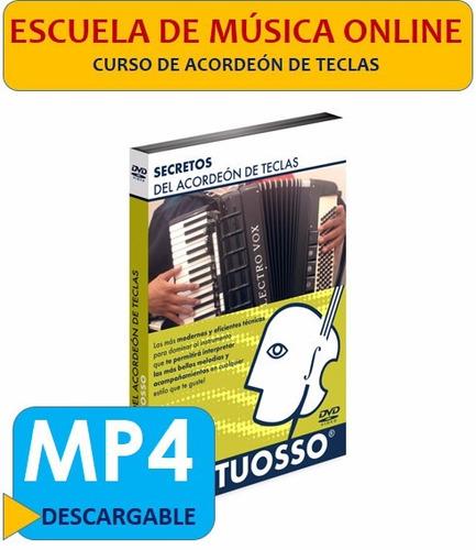 aprenda a tocar el acordeón de teclas como un profesional