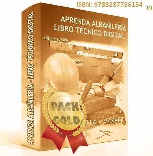 aprenda albañilería - libro técnico - oferta única!!
