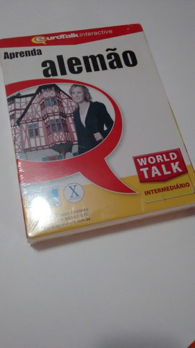 aprenda alemão - word talk intermediário