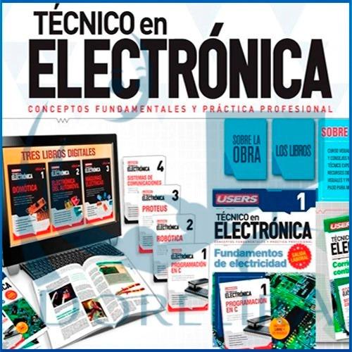aprenda electrónica repare diseñe y simule circuitos curso