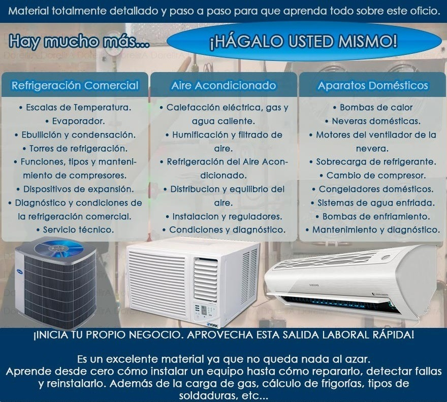 Aprenda instalaci n aire acondicionado split refrigeraci n - Humidificador para aire acondicionado ...