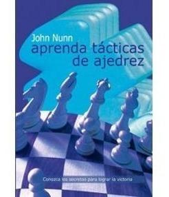 aprenda tacticas de ajedrez - librazo - ventajedrez