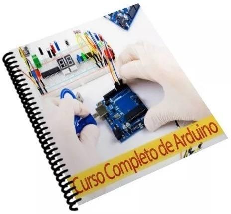 3574f8f1bc5 Aprenda Tudo Sobre Arduíno Curso Em Pdf 3700 Páginas - R  11