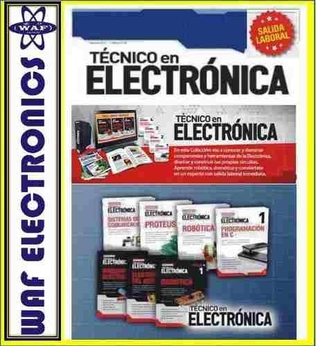 aprende a diceñar, fabricar y  reparar circuitos electronica