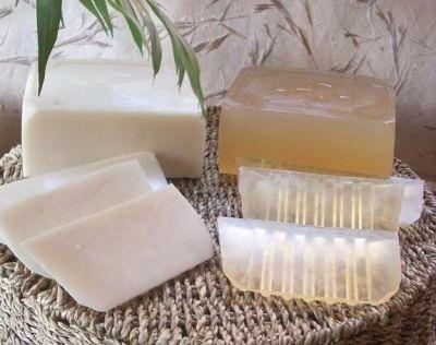 aprende a elaborar tu base glicerina blanca y transparente