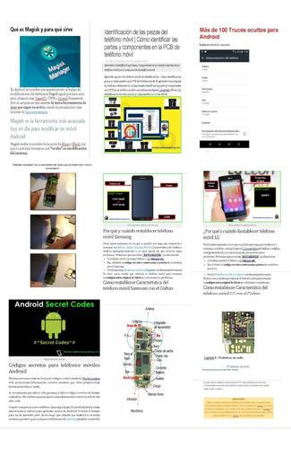 aprende a reparar y   flashear  teléfono celulares