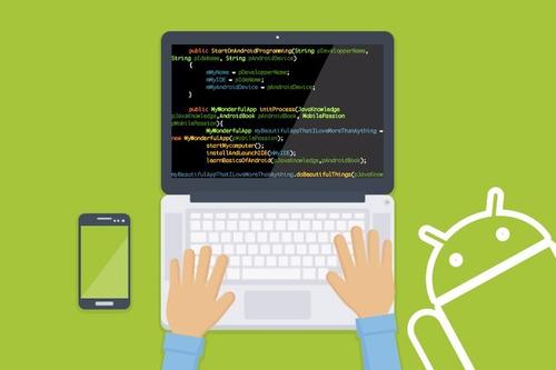 aprende android curs audiovisuales, desarrolla aplicaciones
