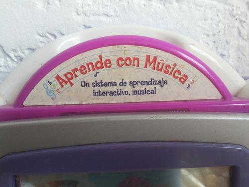 aprende con musica barney dora