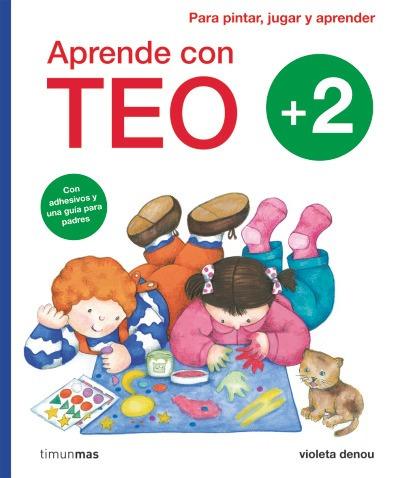 aprende con teo(libro infantil)
