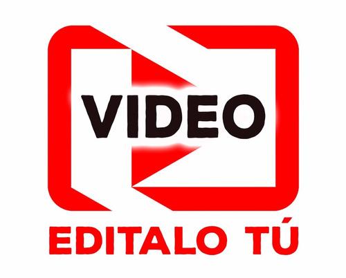 aprende edición de video 18hrs personal y estilo completo
