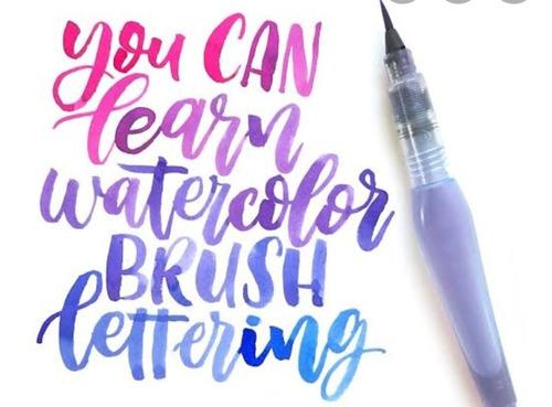 aprende el arte de la caligrafía moderna con lettering