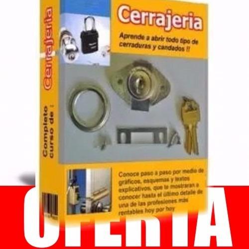 aprende el oficio de cerrajero cerrajeria paso a paso 139