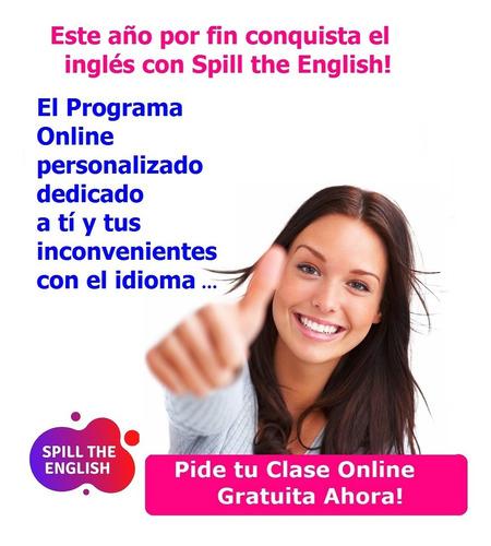aprende ingles seguro con   spill the english