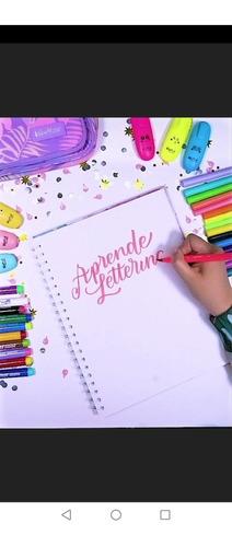 aprende lettering y timoteo fácil rápido y divertido