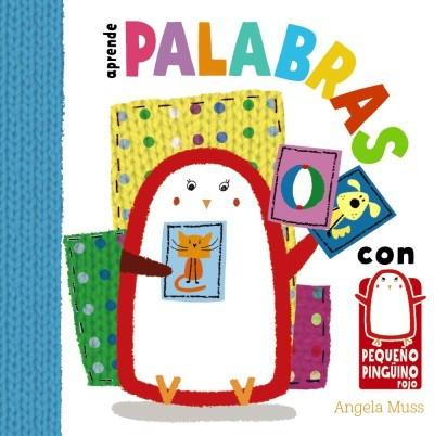 aprende palabras con el pequeño pingüino(libro infantil y ju
