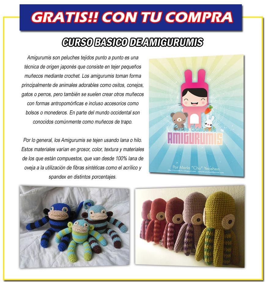 Aprende Tejido A Dos Agujas Y Crochet + Moldes + Patrones - $ 349,99 ...