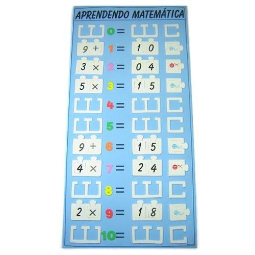 aprendendo matemática - piffer