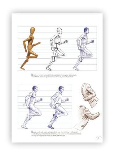 aprender a dibujar: los movimientos del cuerpo