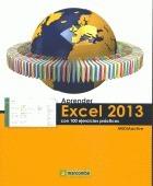 aprender excel 2013 con 100 ejercicios practico envío gratis
