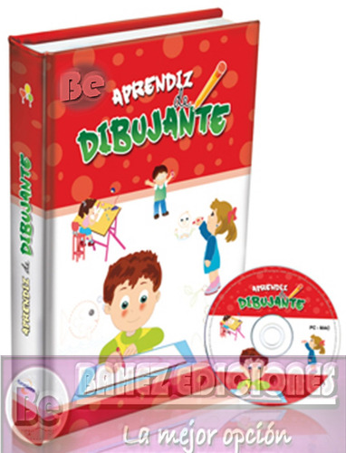 aprendiz del dibujante 1 vol + 1 cd multimedia euromexico