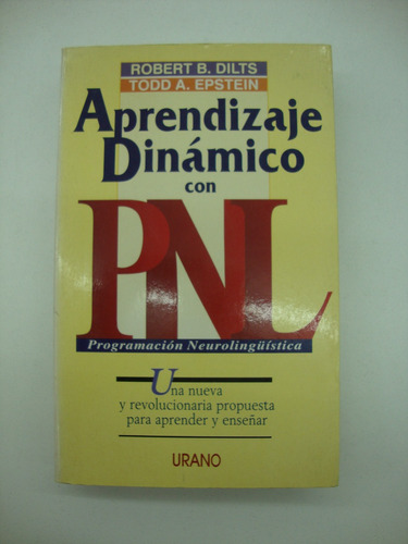 aprendizaje dinamico con pnl - dilts - epstein