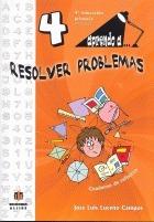 aprendo a resolver problemas 4 j luceño campos envío gratis