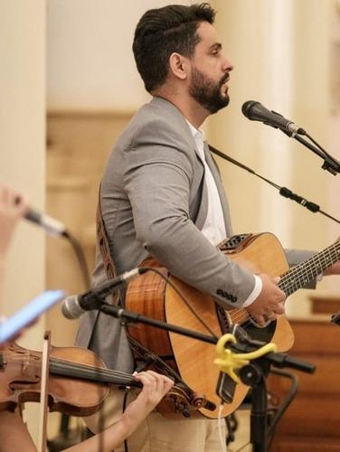 apresentação violão e violino christiano pena