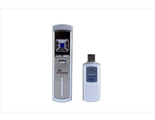 apresentador knup wireless 2.4ghz 4454