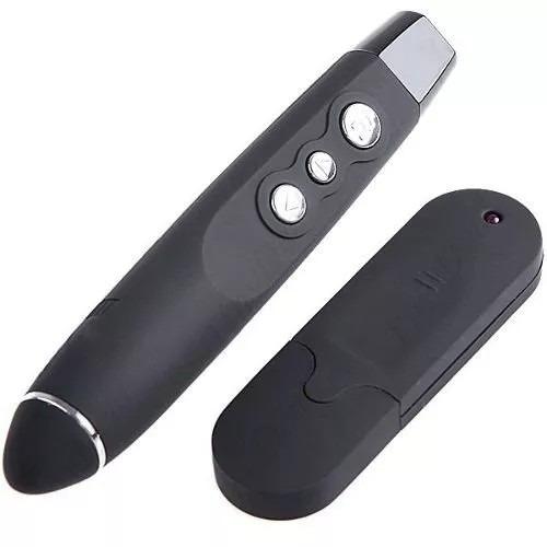 apresentador passador de slides laser power point wireless