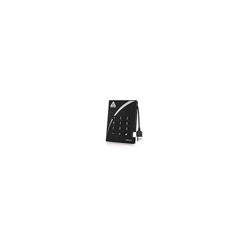 apricorn aegis padlock a25-3pl256-s128 - unidad de estado só