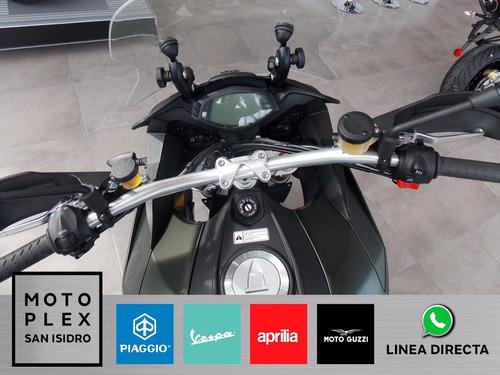 aprilia caponord 1200i rally 0 km motoplex san isidro.