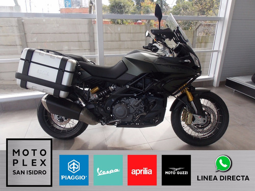 aprilia caponord 1200i rally abs 2017 0 km motoplex cuotas