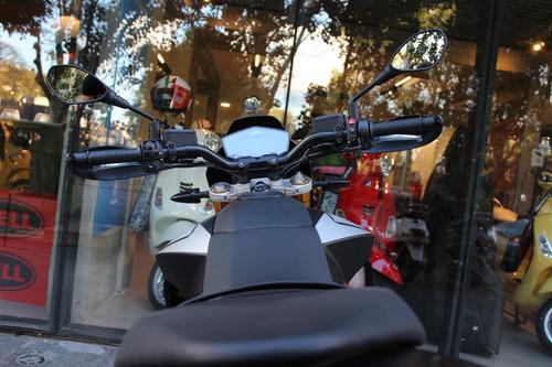 aprilia dorsoduro 900 0 km 2018 - motoplex devoto