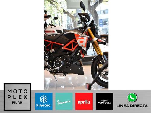 aprilia dorsoduro 900 motoplex pilar 2018