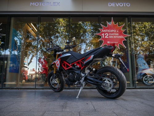 aprilia dorsoduro 900 supermotard - motoplex devoto
