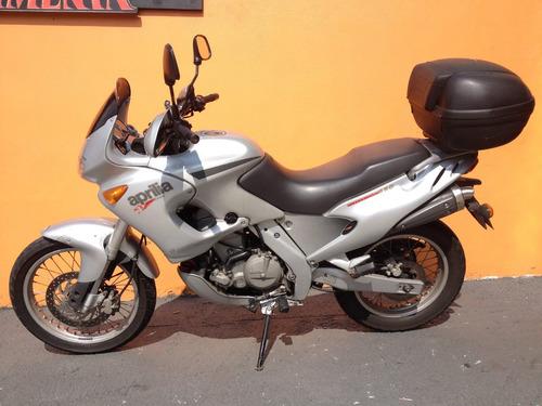 aprília pegaso 650cc - 1999 - prata